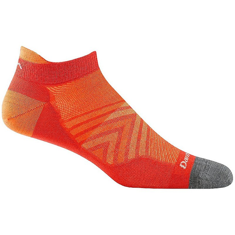 Darn Tough Men's Run No Show Tab Ultra-Lightweight Running Socks 1033 (Darn Tough)