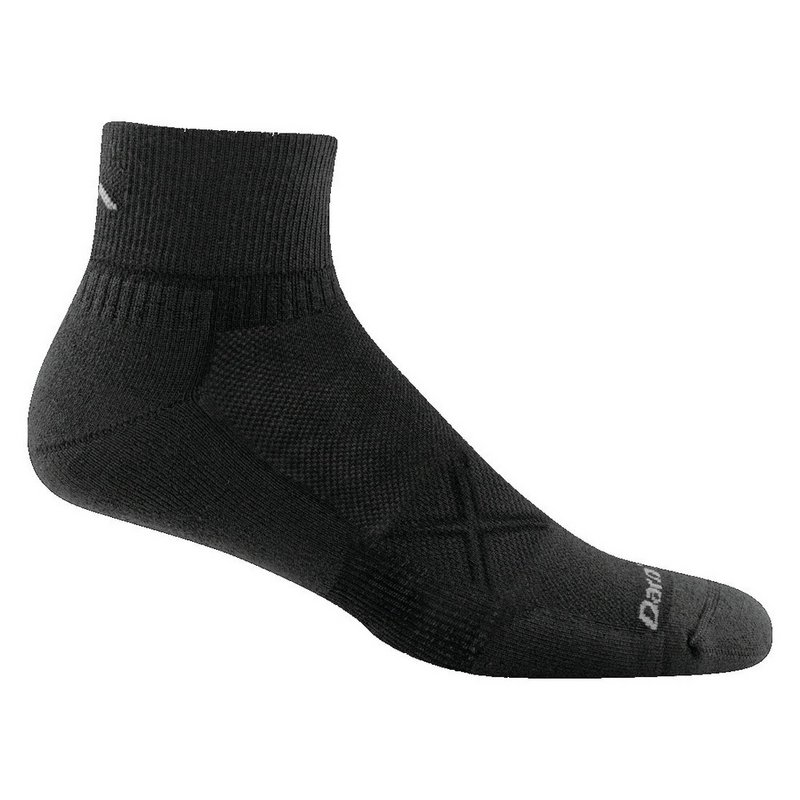 Darn Tough Men's Vertex 1/4 Ultra-Light Socks 1008 (Darn Tough)