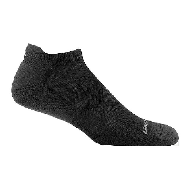Darn Tough Men's Vertex No Show Tab Ultra-Light Cushion Socks 1769 (Darn Tough)