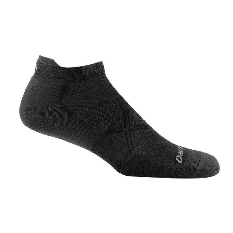 Darn Tough Men's Vertex Tab No Show Ultra-Light Socks 1767 (Darn Tough)
