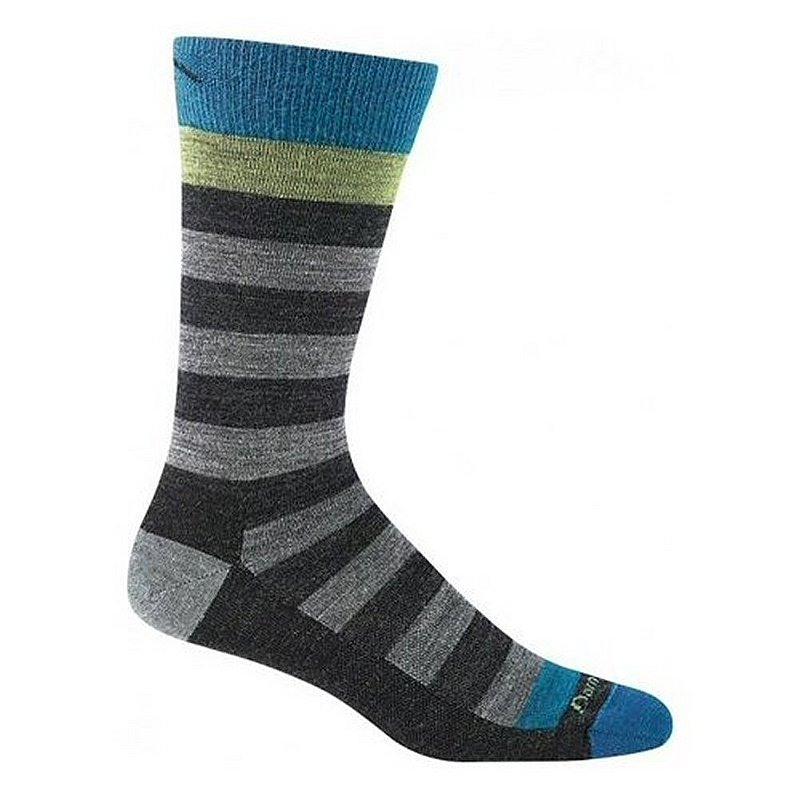 Darn Tough Men's Warlock Crew Light Socks 1618 (Darn Tough)