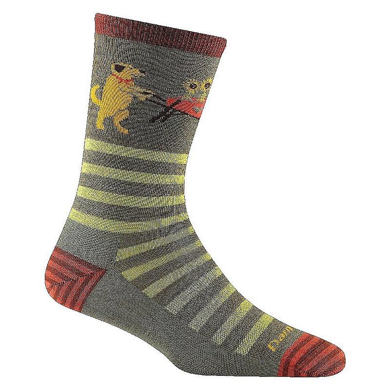 Darn Tough Women's Animal Haus Crew Lightweight Lifestyle Socks 6037 (Darn Tough)