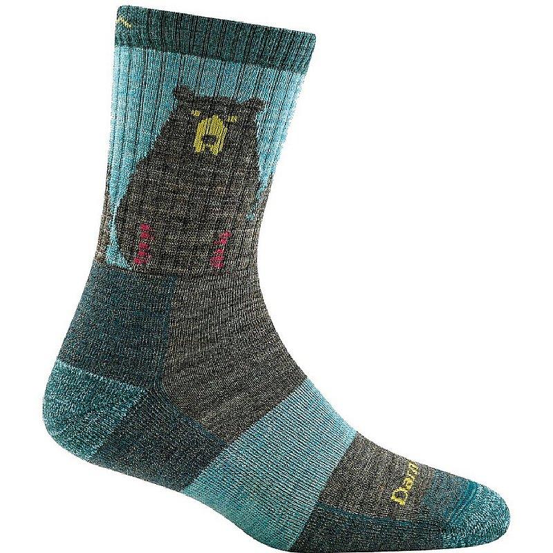 Women's Bear Town Micro Crew Lightweight Hiking Socks