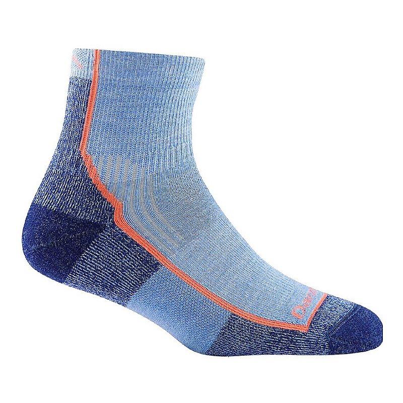 Darn Tough Women's Hiker 1/4 Cushion Socks 1958 (Darn Tough)