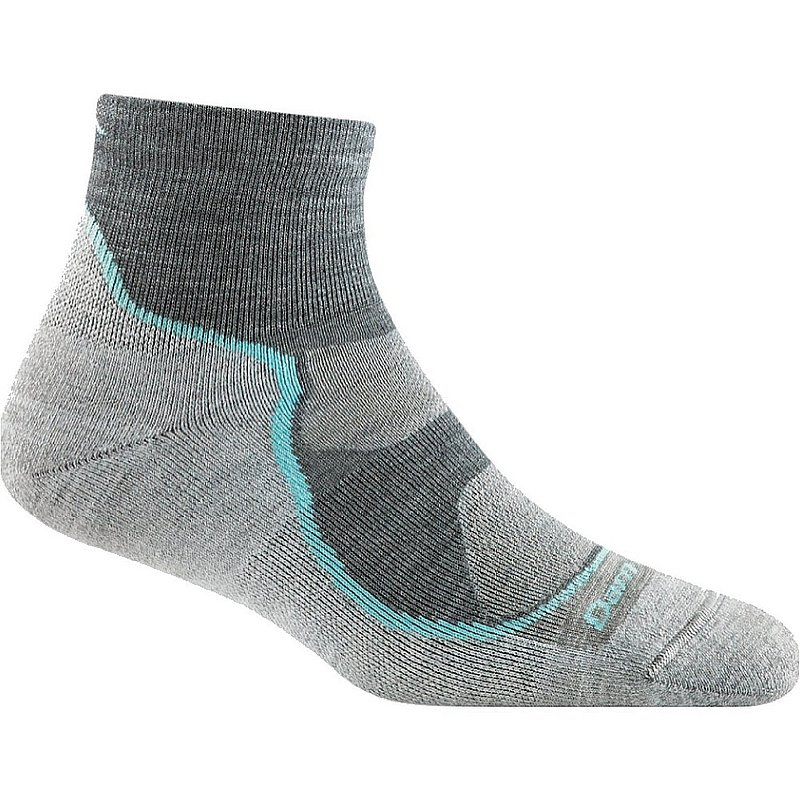 Women's Light Hiker Quarter Lightweight Hiking Socks