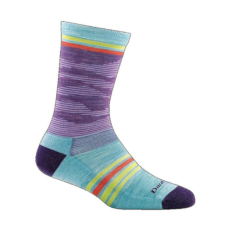 Darn Tough Women's Waves Crew Light Socks 1693 (Darn Tough)