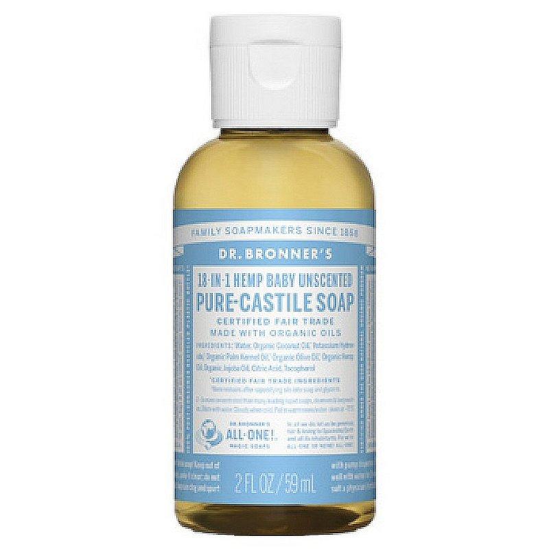 Dr. Bronner's Baby Mild Liquid Soap--2 oz 371586 (Dr. Bronner's)