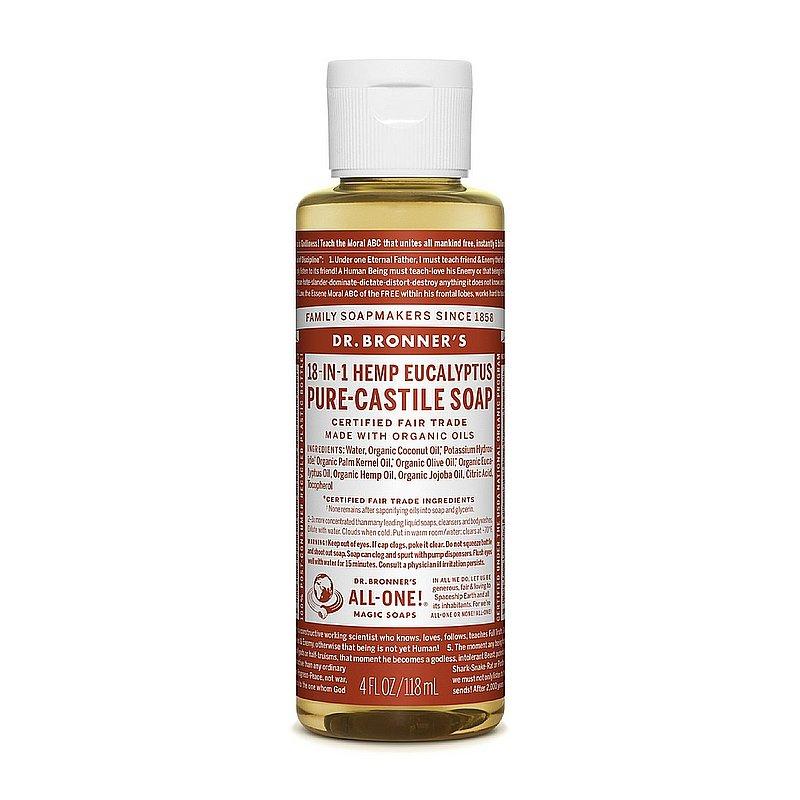 Dr. Bronner's Eucalyptus Soap--4oz 371524 (Dr. Bronner's)