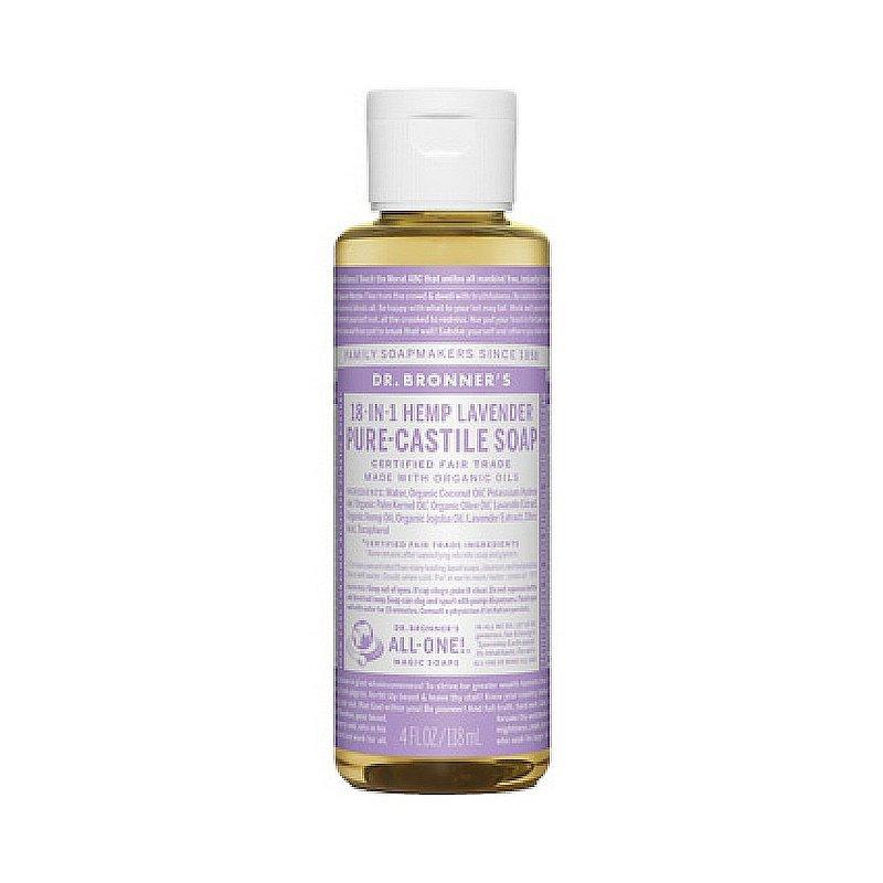 Dr. Bronner's Lavender Soap--4 oz 371534 (Dr. Bronner's)