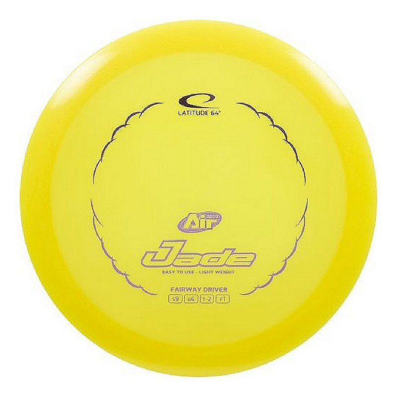 Latitude 64 Opto Air Jade Flying Disc