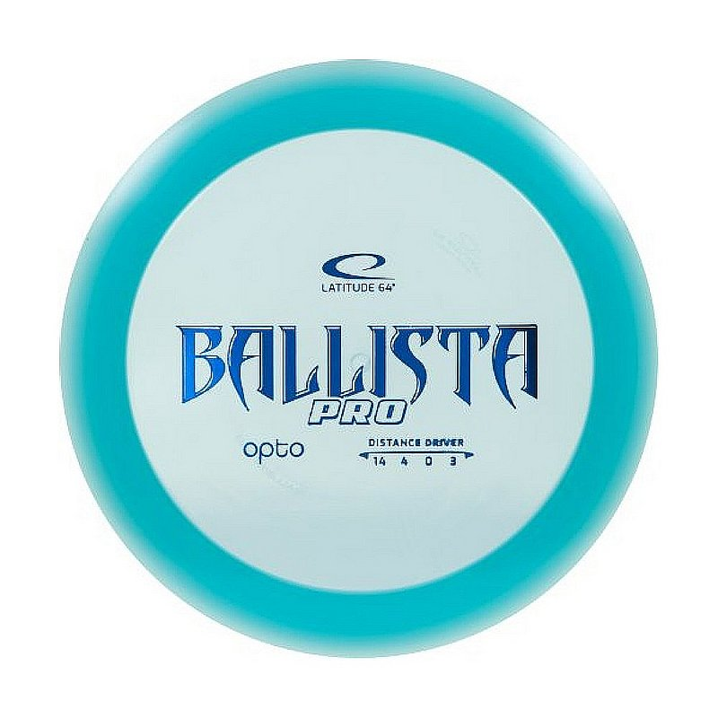 Dynamic Distribution Opto Ballista Pro Flying Disc 39087376 (Dynamic Distribution)