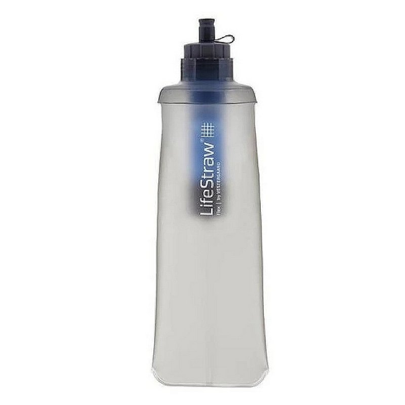 Earth Easy- Lifestraw LifeStraw Flex with Collapsible Squeeze Bottle LSFX01BK01 (Earth Easy- Lifestraw)