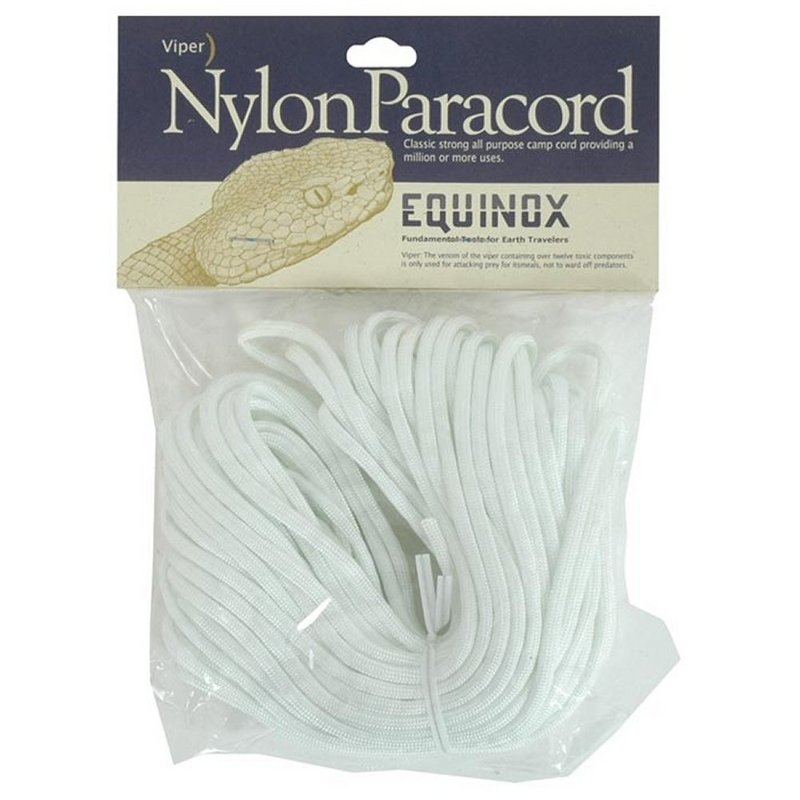 Equinox Braided Nylon Paracord--50ft 447500 (Equinox)