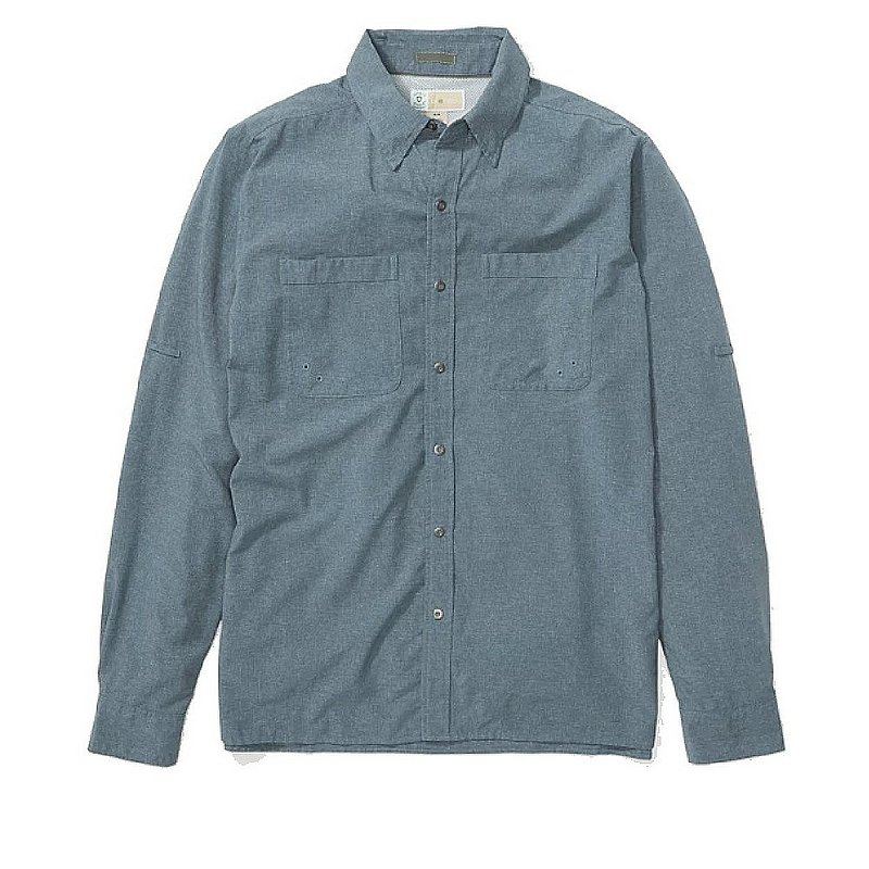 Ex Officio Men's BugsAway Tiburon Long-Sleeve Shirt 11013396 (Ex Officio)