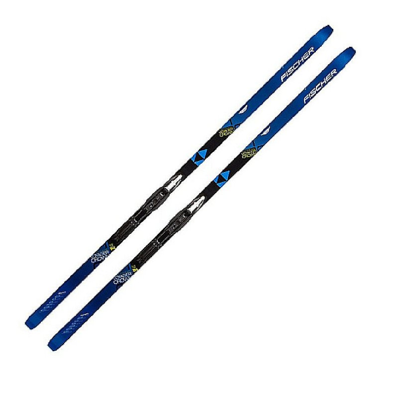 Fischer Voyager EF Mounted Cross Country Skis NV34118 (Fischer)