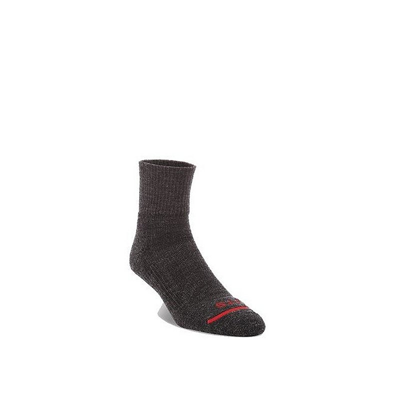 Fits Sock Co. Men's Performance Trail Quarter Sock 1006 (Fits Sock Co.)