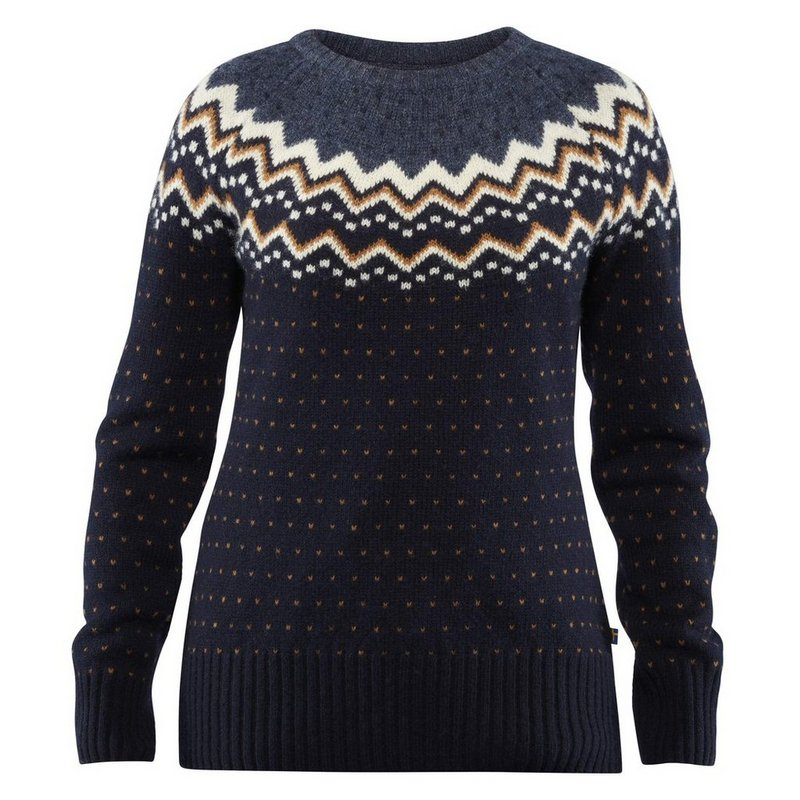 Fjall Raven Women's Ovik Knit Sweater F89941 (Fjall Raven)