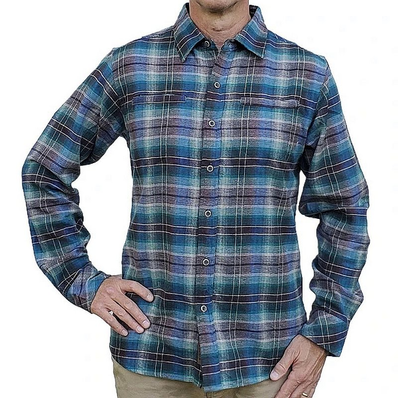 Flyshacker Clothing Co. Men's Cumberland Flannel Shirt SH127H (Flyshacker Clothing Co.)