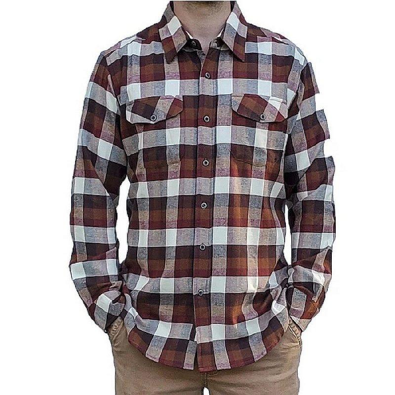 Flyshacker Clothing Co. Men's Granby Flannel Shirt SH115H (Flyshacker Clothing Co.)