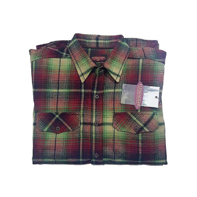 Flyshacker Clothing Co. Men's The Beefy Shirt SH115F (Flyshacker Clothing Co.)