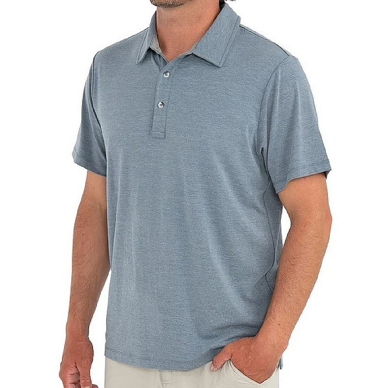 Free Fly Men's Bamboo Flex Polo Shirt MBP111 (Free Fly)
