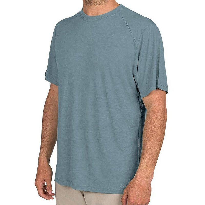 Free Fly Men's Bamboo Lightweight Drifter Tee Shirt LWSS105 (Free Fly)