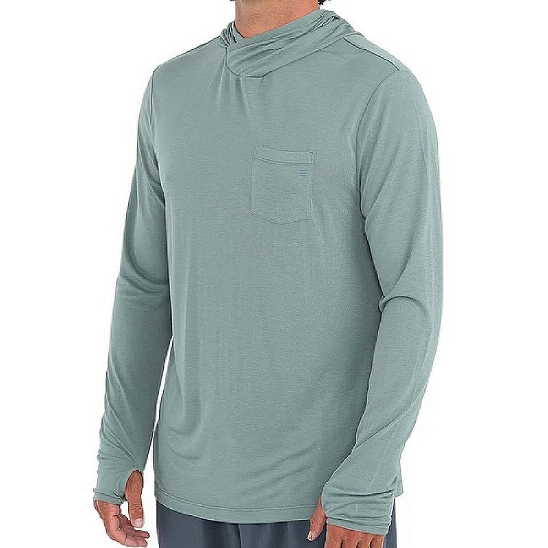 Free Fly Men's Bamboo Lightweight Hoody LWH118 (Free Fly)