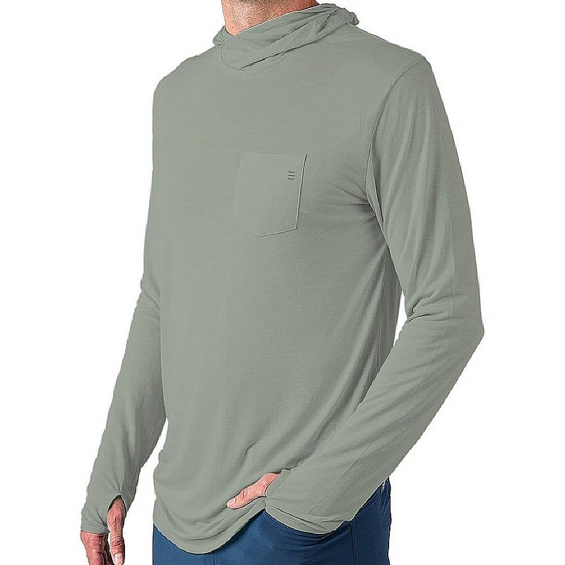 Free Fly Men's Bamboo Lightweight Hoody LWH (Free Fly)