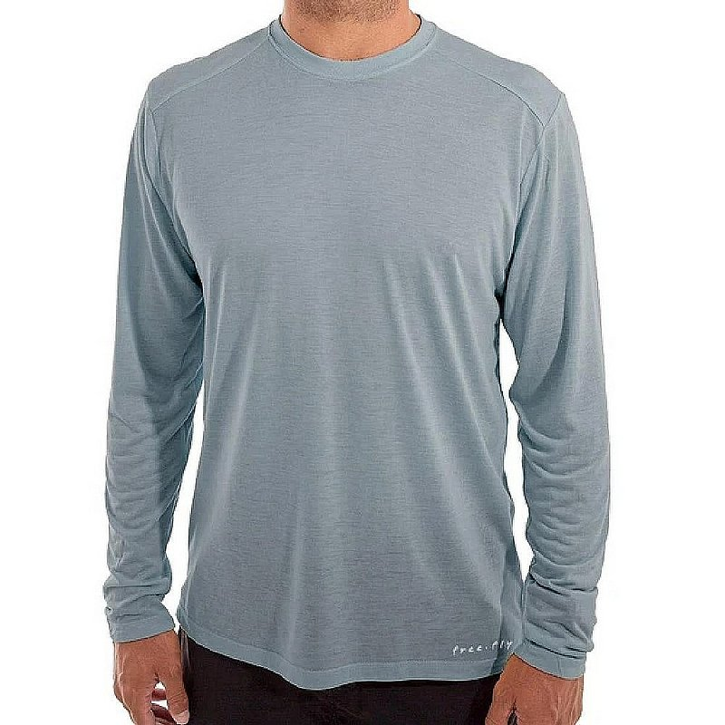 Men's Bamboo Lightweight Long Sleeve Shirt