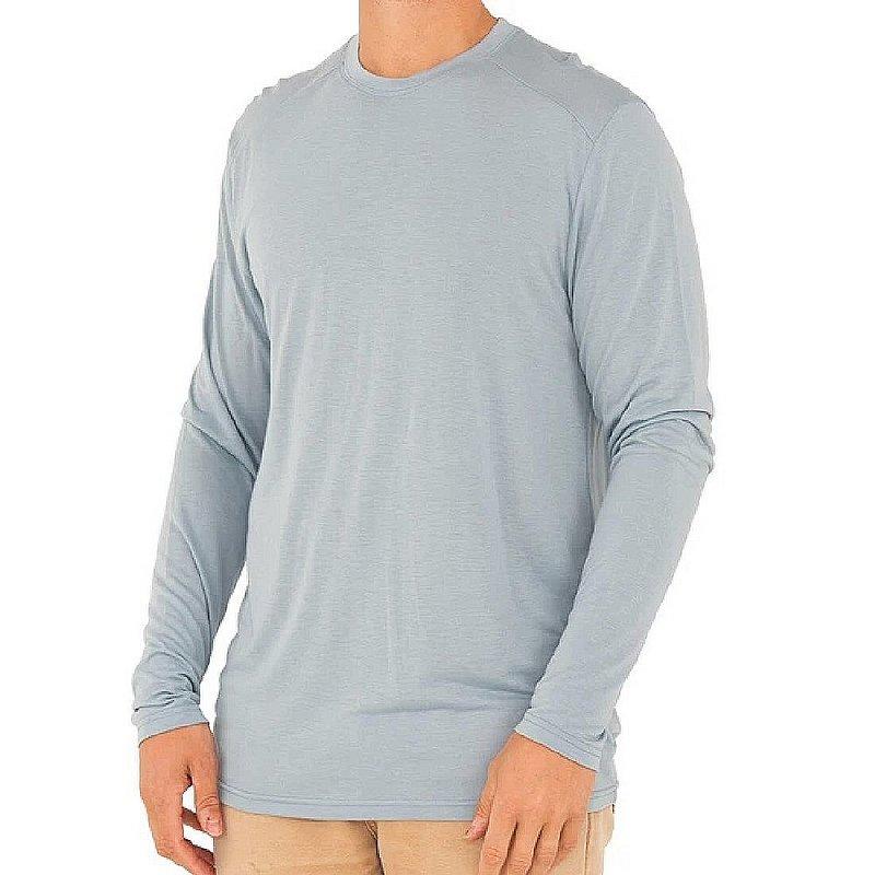 Free Fly Men's Bamboo Lightweight Long Sleeve Shirt LWL117 (Free Fly)