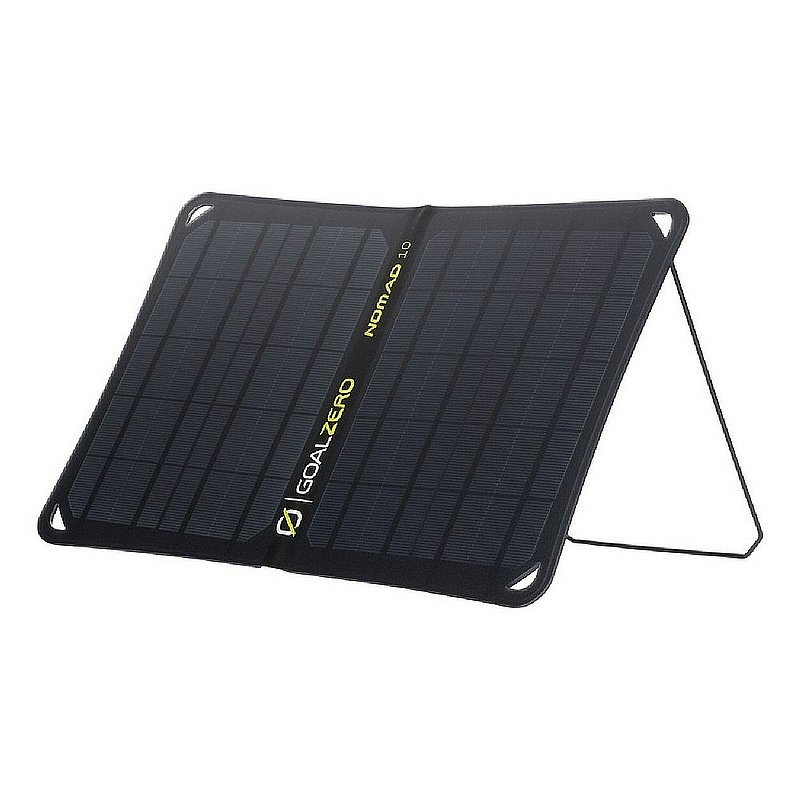 Goal Zero Nomad 10 Plus Solar Panel Charger 11900 (Goal Zero)
