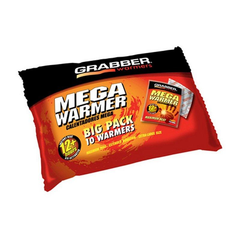 Grabber / Mycoal Hand Warmer--10 Pack HWPP10 (Grabber / Mycoal)