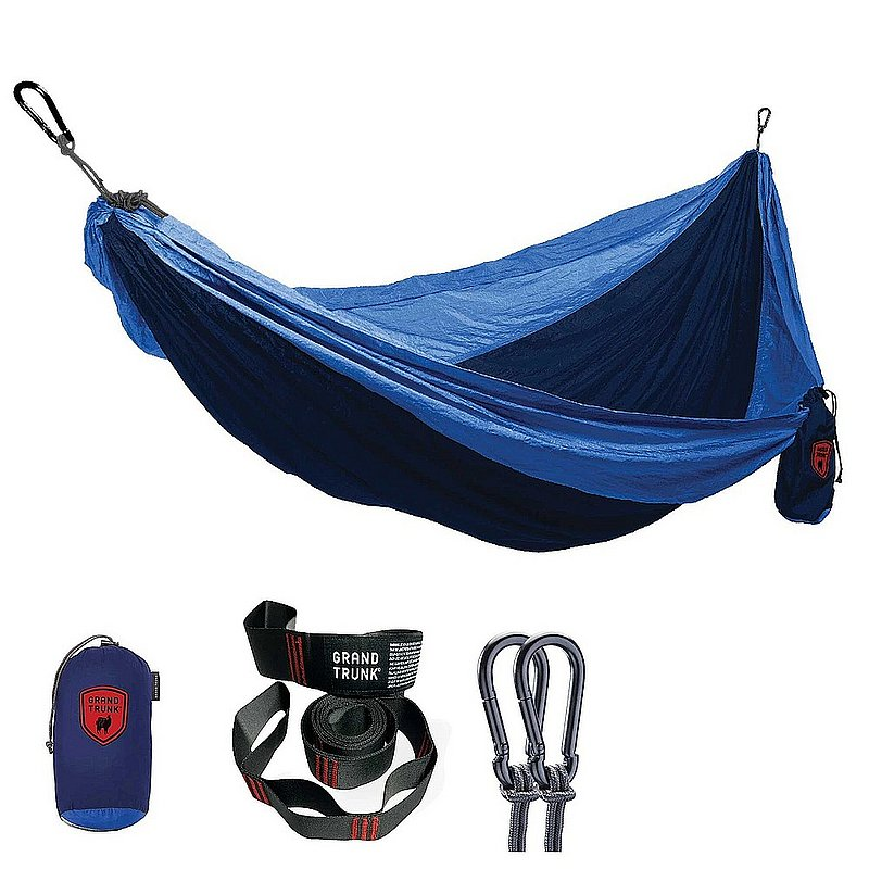 Grand Trunk Double Deluxe Parachute Nylon Hammock DLXH (Grand Trunk)