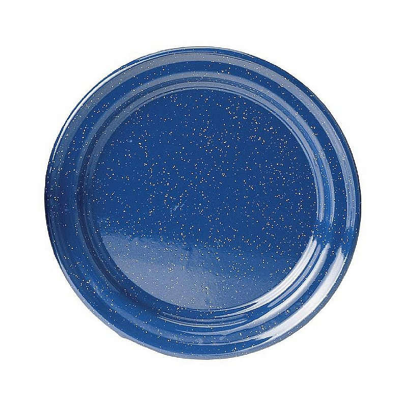 Gsi Outdoors Enamelware Blue Plate 148324 (Gsi Outdoors)