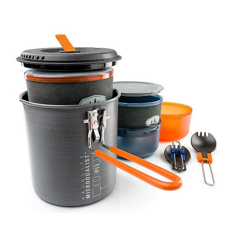 Halulite Microdualist Two Person Cookset