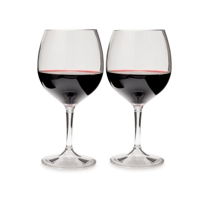 Gsi Outdoors Nesting Red Wine Glass Set 79312 (Gsi Outdoors)