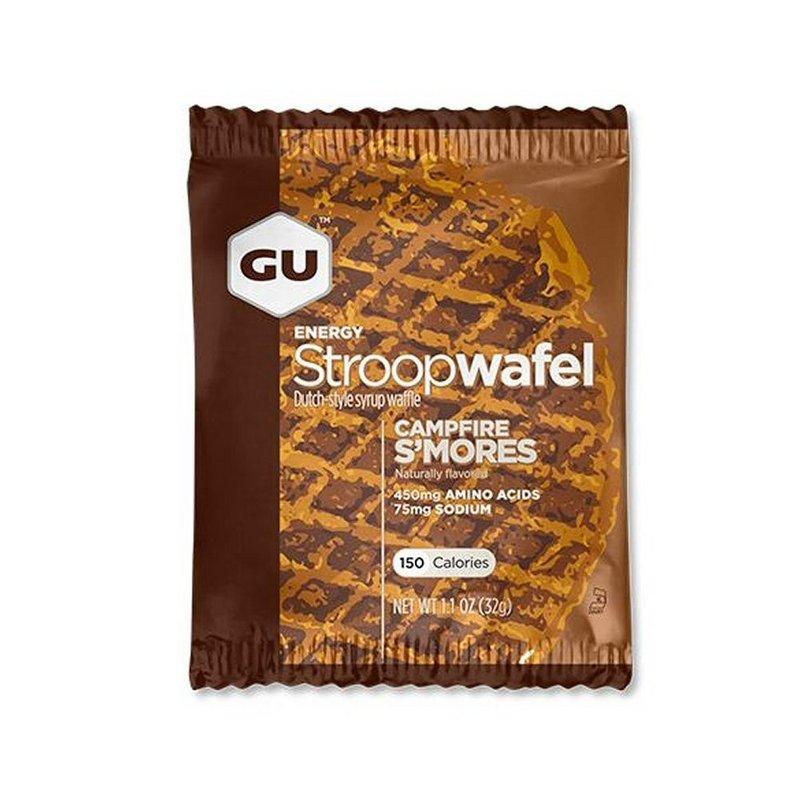 Gu Campfire S'mores Stroopwafel 124379 (Gu)