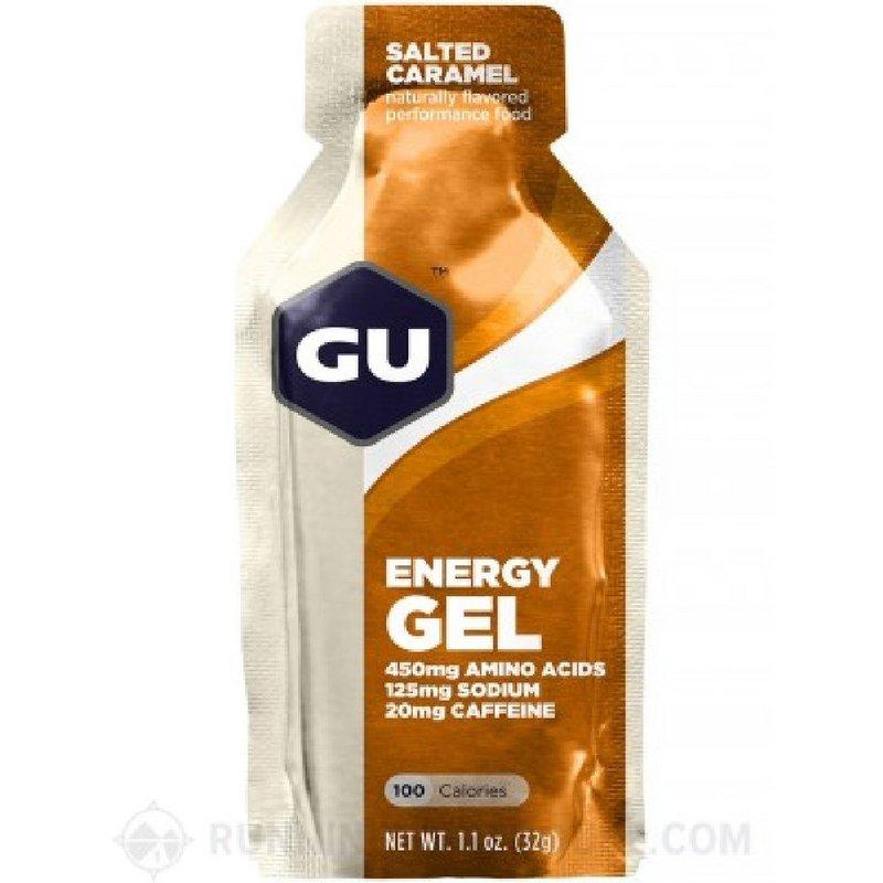 Gu Salted Caramel Energy Gel 123041 (Gu)