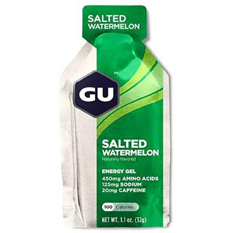 Gu Salted Watermelon Energy Gel 123055 (Gu)
