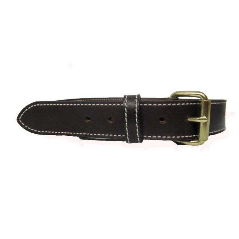 H. Miller & Sons Brown Leather Belt 810 (H. Miller & Sons)
