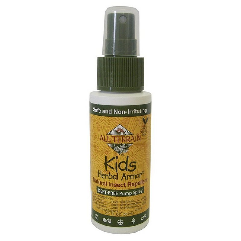 Herbal Armor Kids' All Terrain Insect Repellent 360140 (Herbal Armor)