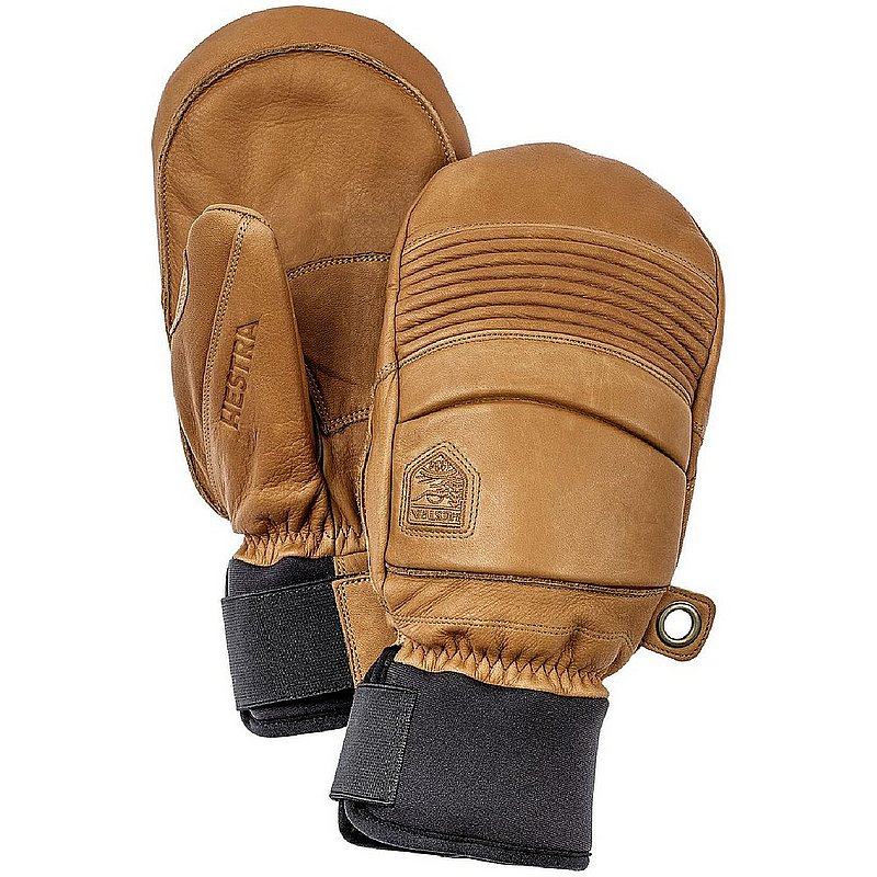 Hestra Men's Leather Fall Line Mitts 31471 (Hestra)