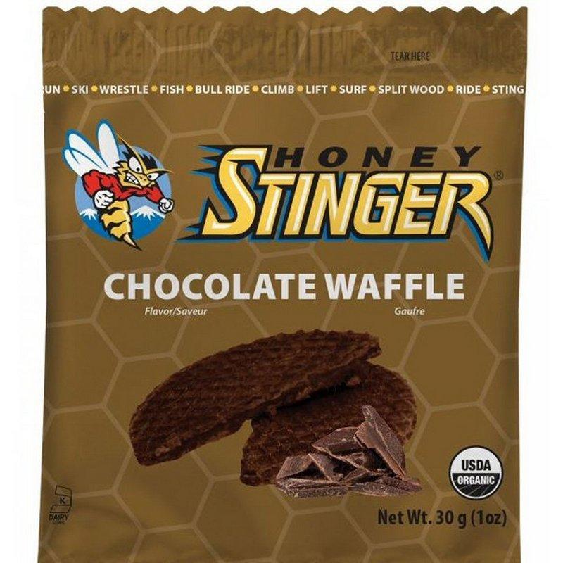 Honey Stinger Organic Chocolate Waffles 74316 (Honey Stinger)