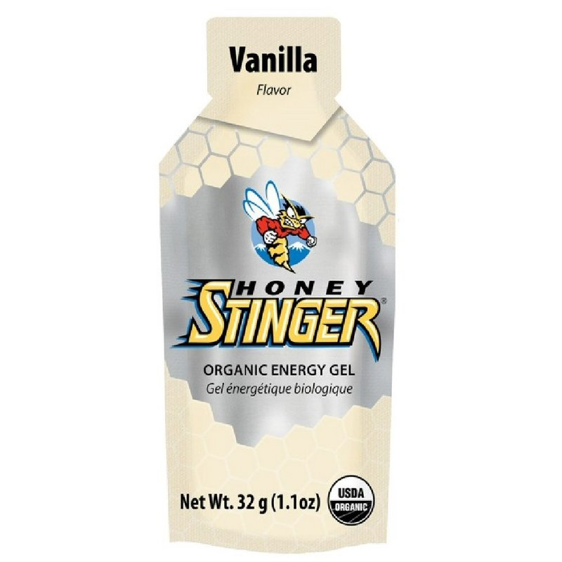 Honey Stinger Organic Gel Vanilla 70424 (Honey Stinger)