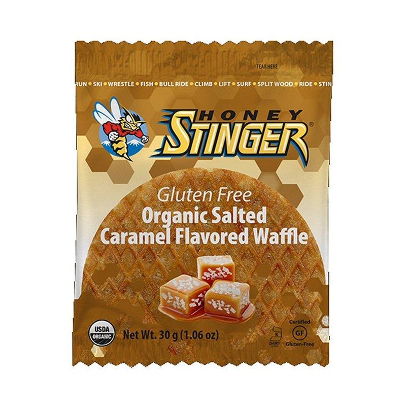 Honey Stinger Organic Salted Caramel Flavored Waffle 76016 (Honey Stinger)