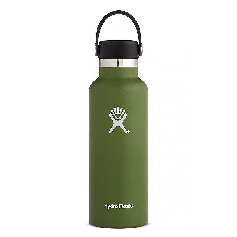 Hydro Flask 18oz Standard Mouth Water Bottle S18 (Hydro Flask)