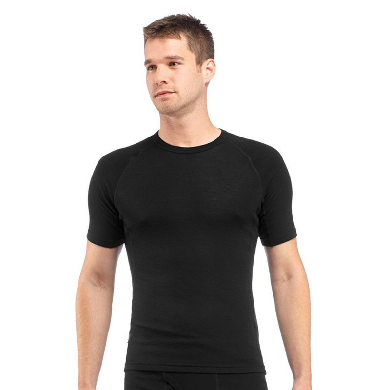 Icebreaker Men's Everyday Short Sleeve Crewe Shirt 101267 (Icebreaker)