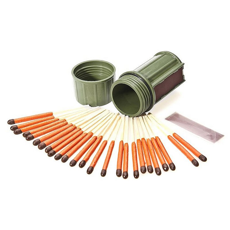 Industrial Revolution Stormproof Matches and Container MT-SM-CONT (Industrial Revolution)