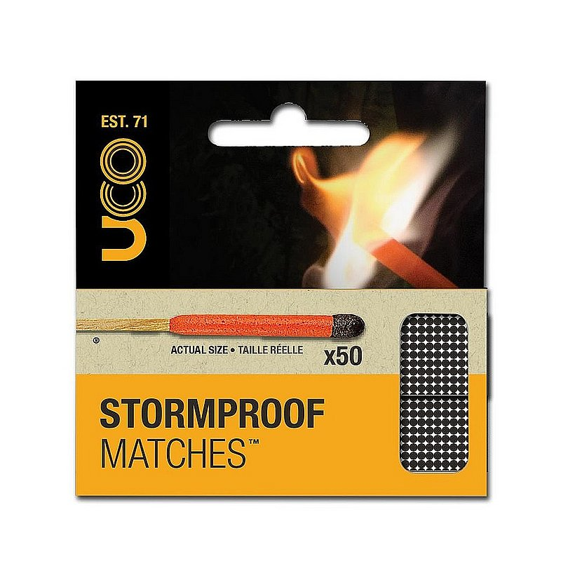 Industrial Revolution UCO Stormproof Matches--2-pack MT-SM2-UCO (Industrial Revolution)