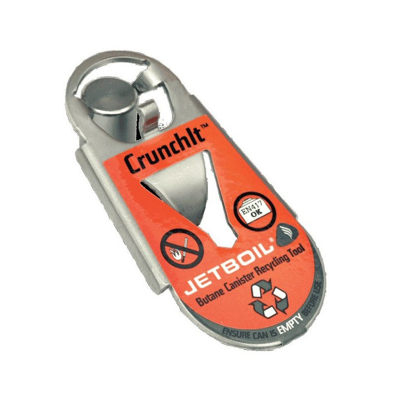 Jetboil CrunchIt Fuel Canister Tool CRUNCH (Jetboil)